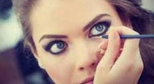 آرایش درمیهمانی های شب باید چشمان شما را درخشان و زیباتر کند